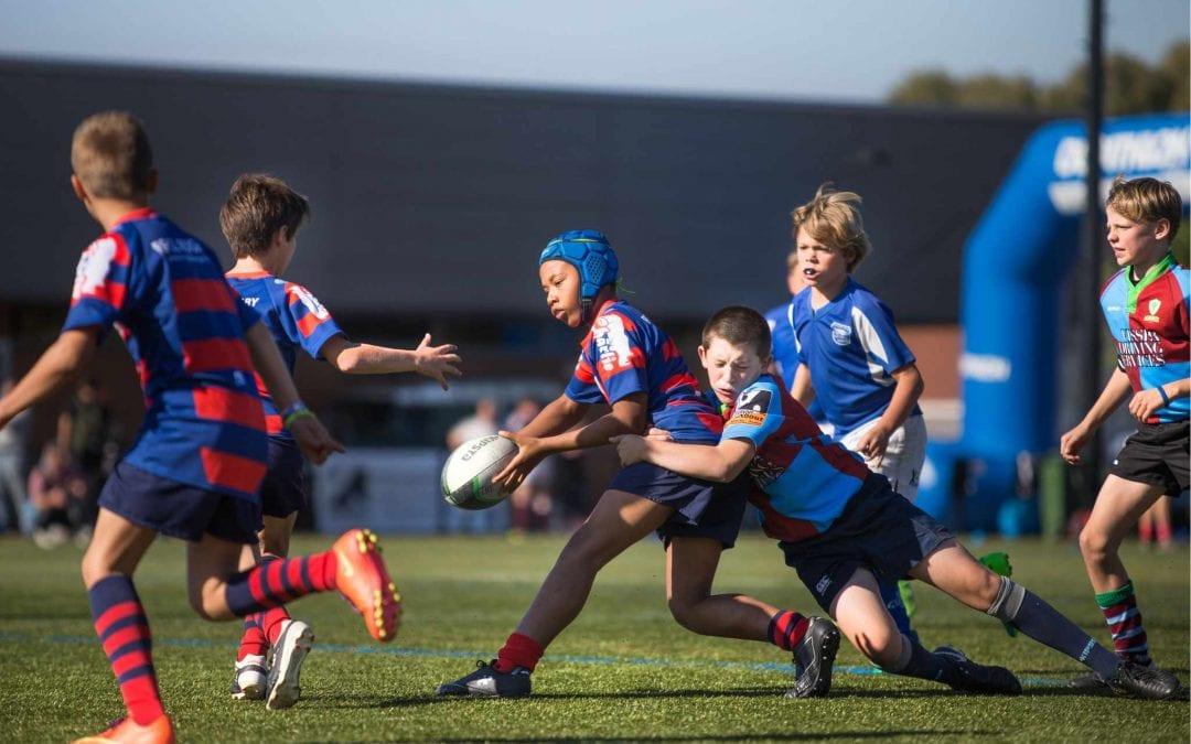 Rugby steeds meer in trek bij Maastrichtse jeugd