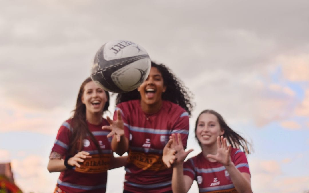 Summer Rugby Courses for Women