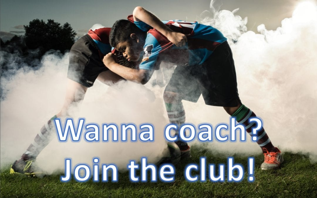 Wanted Junior trainer / coach (2x)