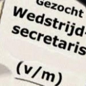 Vacature Wedstrijdsecretaris