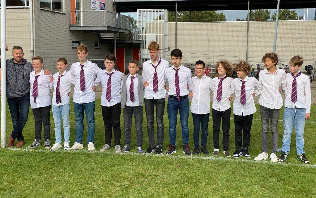 CL Amsterdam U14 – MMRC U14