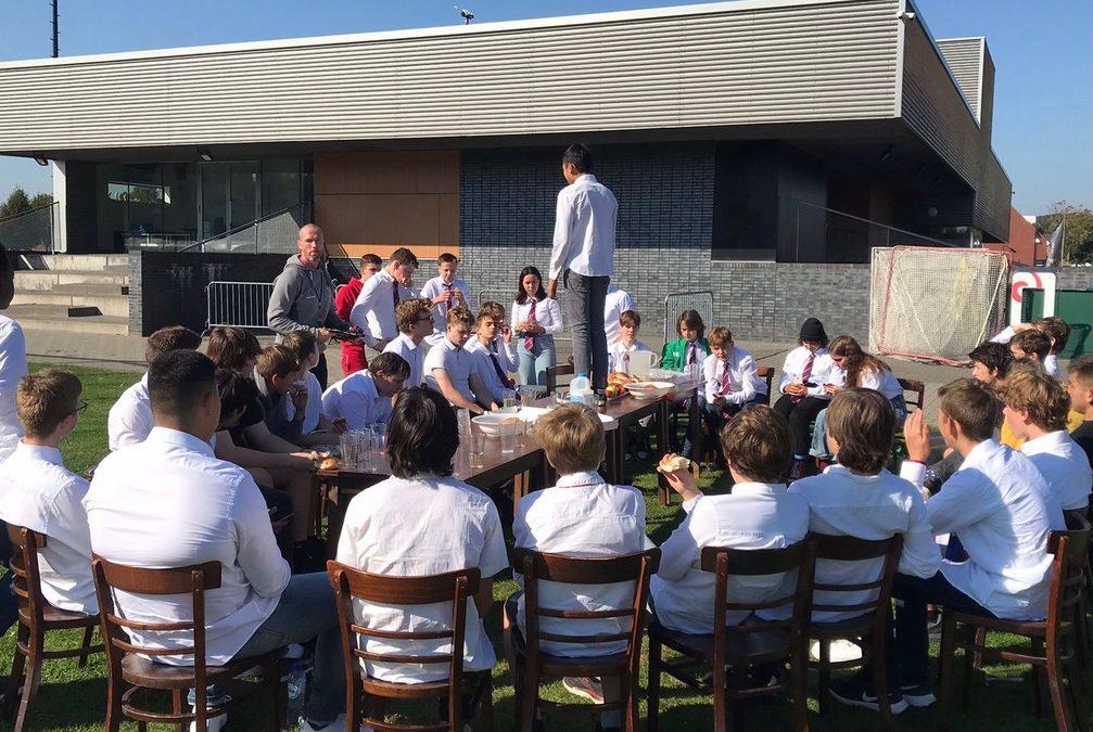 MRC U16 – The Hague Barbarians U16
